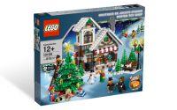 10199  Рождественский магазин игрушек