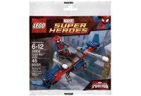 30302 Планер Человека-Паука Конструктор ЛЕГО Супергерои