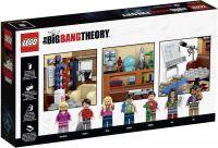 21302  Lego Ideas: Теория Большого Взрыва Конструктор ЛЕГО