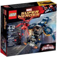 76036 Супергерои: Воздушная Атака Карнажа Конструктор ЛЕГО Супергерои