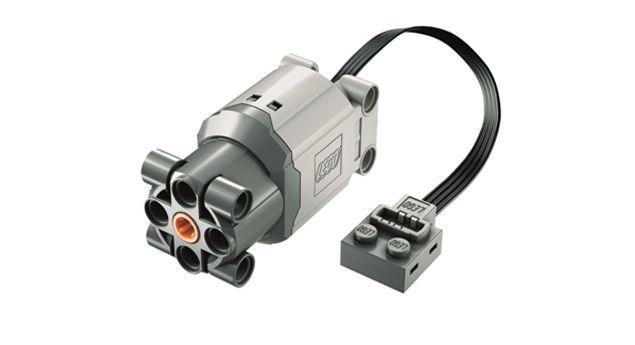 L-Мотор. Конструктор ЛЕГО 88003 Power Functions