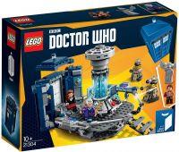 21304 Lego Ideas: Доктор Кто Конструктор ЛЕГО