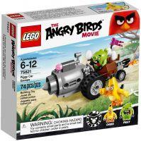 75821 Побег из машины свинок  Конструктор ЛЕГО Angry Birds