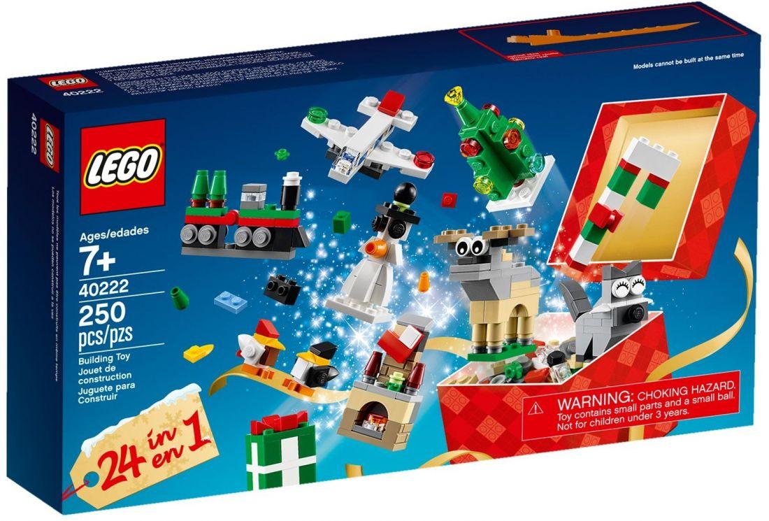 40222 Рождественские подарки Конструктор ЛЕГО