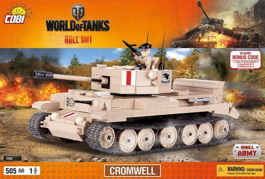 КОБИ World of Tanks танк Кромвель COBI-3002