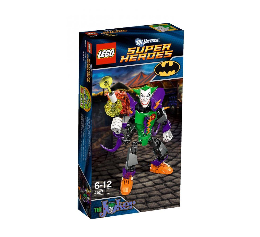 4527 Джокер Конструктор ЛЕГО Супергерои