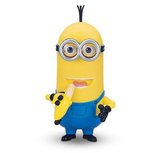 Игрушка Миньон Кевин с Бананом