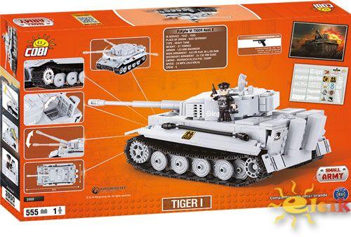 Купить лего танк тигр